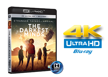 The Darkest Minds UHD 4K blu-ray anmeldelse