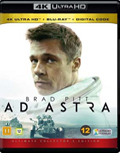 Ad Astra UHD 4K blu-ray anmeldelse