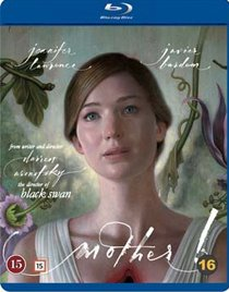 Mother! blu-ray anmeldelse