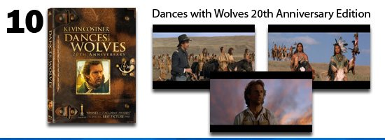 Dances with Wolves 20th Anniversary Edition