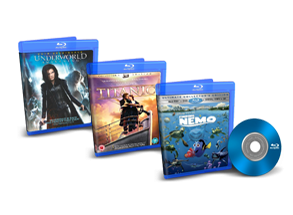 3D Blu-Ray Best Of