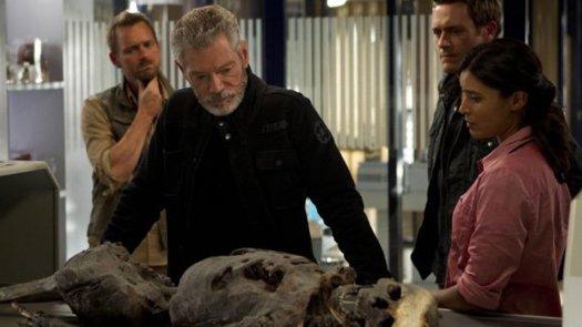 Terra nova sæson 1 Netflix anmeldelse
