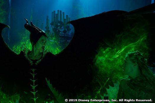 Maleficent Mistress of Evil blu-ray anmeldelse