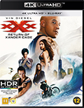 xXx: Return of Xander Cage UHD 4K blu-ray anmeldelse