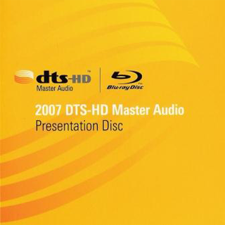 DTS Blu-Ray Demo Disc 2007