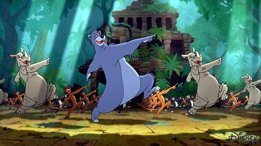 Junglebogen 2 blu-ray anmeldelse