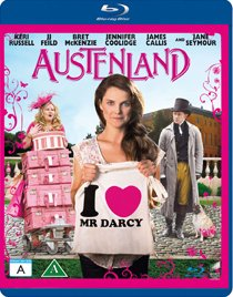 Austenland  blu-ray anmeldelse