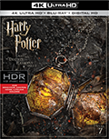 Harry Potter and the Deathly Hallows Part 1 UHD 4K blu-ray anmeldelse
