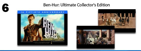Ben Hur: Ultimate Collector`s Edition