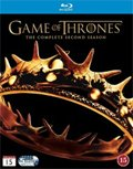 Game of thrones sæson 2 blu-ray anmeldelse