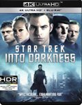 Star Trek Into Darkness UHD blu-ray anmeldelse