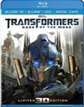 Transformers: Dark of the moon (3D) blu-ray anmeldelse
