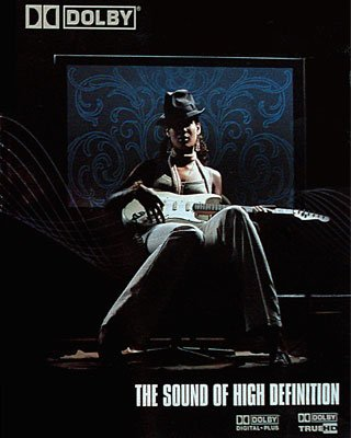 Dolby - The Sound Of High Definition Blu-Ray