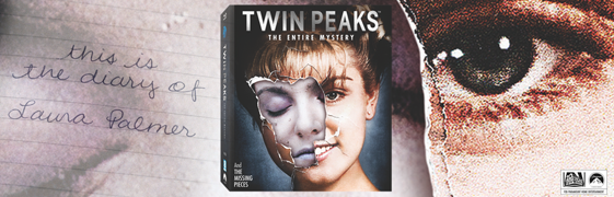 Twin Peaks Collection blu-ray anmeldelse