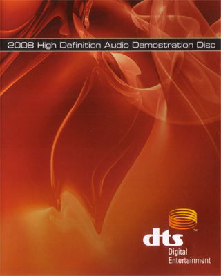 DTS Blu-Ray Demo Disc 2008