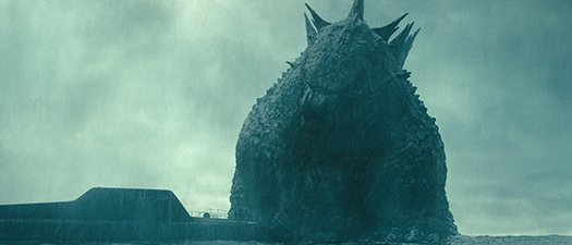 Godzilla King of the Monsters UHD 4K blu-ray anmeldelse