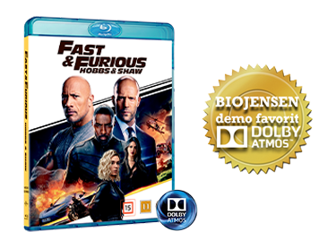 Fast & Furious Hobbs & Shaw blu-ray anmeldelse