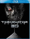 Terminator Genisys 3D blu-ray anmeldelse