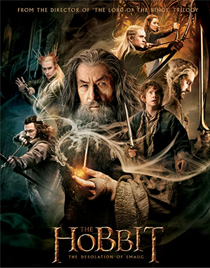 The Hobbit – The Desolation of Smaug, 4K UHD blu-ray anmeldelse