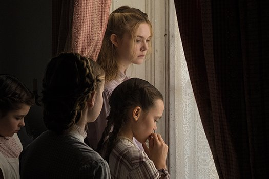 The Beguiled blu-ray anmeldelse