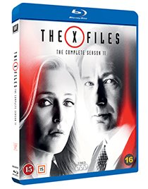 The X Files sæson 11 blu-ray anmeldelse