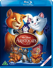 Aristocats blu-ray anmeldelse