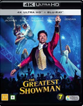 The Greatest Showman UHD 4K blu-ray anmeldelse