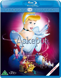 Askepot blu-ray anmeldelse