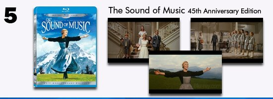 The Sound of Music 45th Anniversary Edition