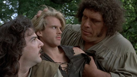 The Princess Bride blu-ray anmeldelse