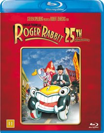 Who Framed Roger Rabbit blu-ray anmeldelse