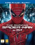 The Amazing Spider-man 3D blu-ray anmeldelse
