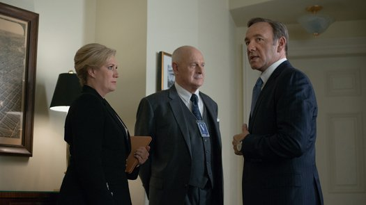 House of cards sæson 2 blu-ray anmeldelse