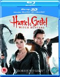 Hansel & Gretel: Witch Hunters 3D Blu-ray anmeldelse