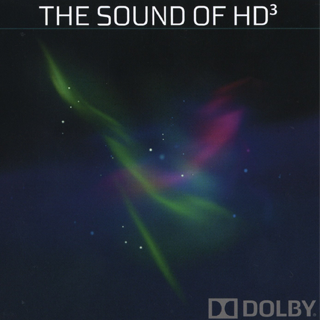 Dolby - The Sound Of HD3