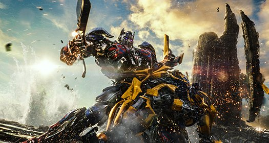 Transformers: The Last Knight UHD blu-ray anmeldelse