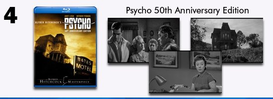 Psycho 50th Anniversary Edition