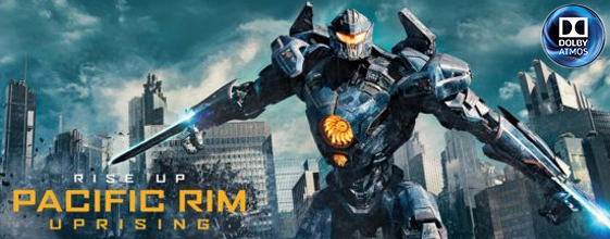 Pacific Rim: Uprising blu-ray anmeldelse