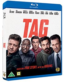 TAG blu-ray anmeldelse