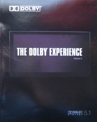 The Dolby Experience - Version 2