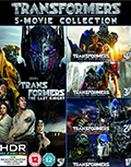 Transformers movies UHD blu-ray anmeldelser