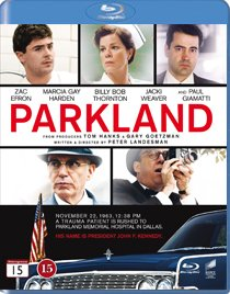 Parkland blu-ray anmeldelse