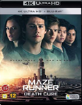 Maze Runner The Death Cure UHD 4K blu-ray anmeldelse