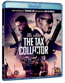The Tax Collector blu-ray anmeldelse