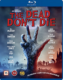 The Dead Don't Die blu-ray anmeldelse