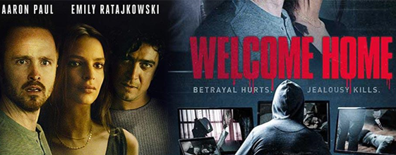 Welcome Home blu-ray anmeldelse