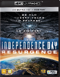 Independence Day: Resurgence UHD 4K blu-ray anmeldelse