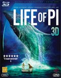 Life of Pi blu-ray anmeldelse
