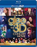 Glee the 3D concert movie blu-ray anmeldelse