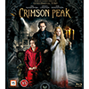 Crimson Peak DTS:X blu-ray